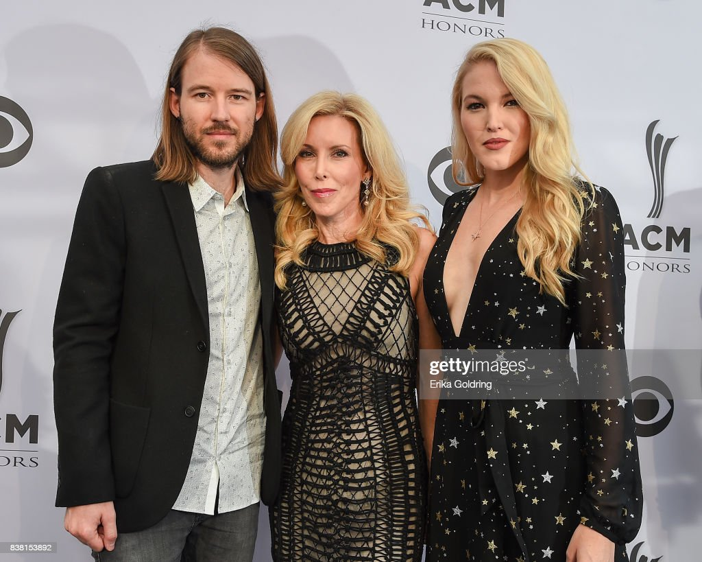 Cal Campbell, Kim Campbell and Ashley Campbell attend the 11th Annual ACM Honors at the Ryman Auditorium on August 23, 2017 in Nashville, Tennessee.
