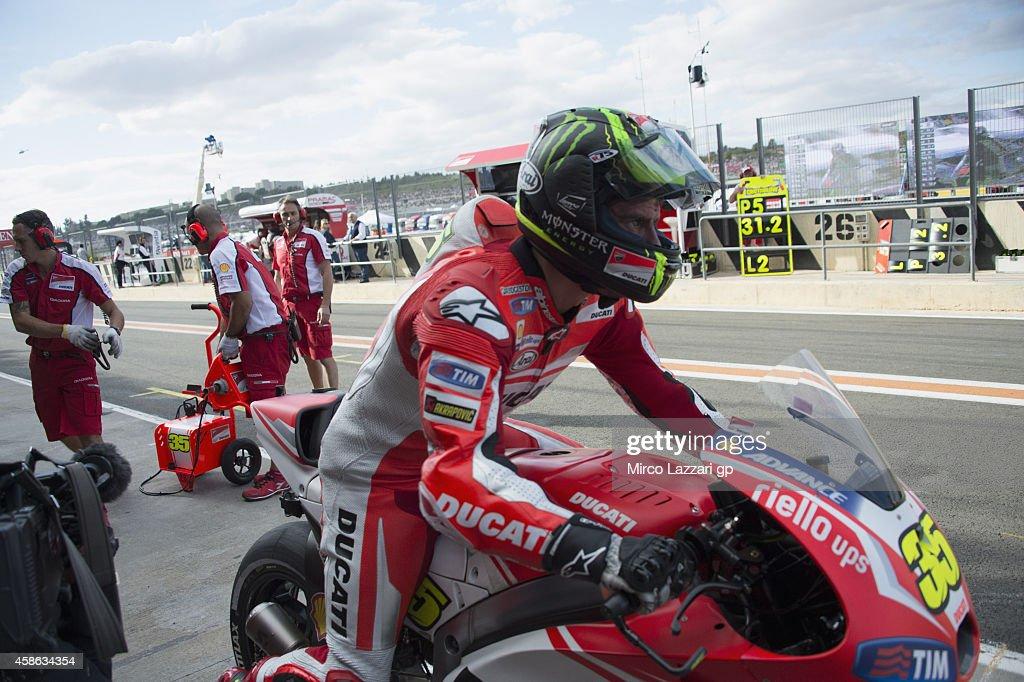 MotoGP of Valencia - Qualifying : Fotografia de notícias