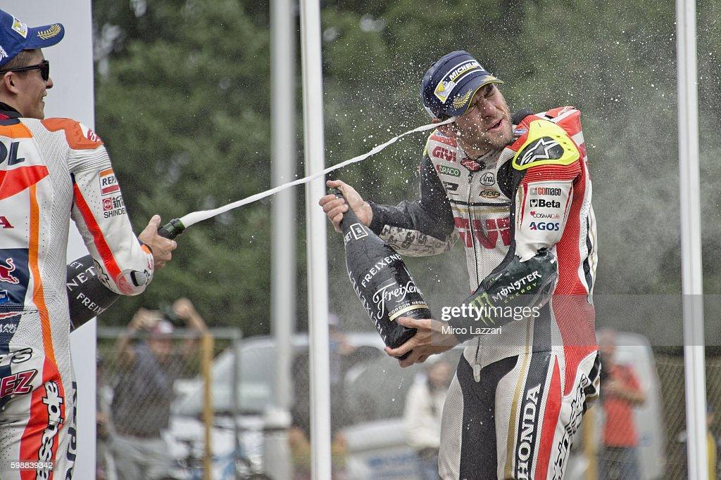 MotoGp of Czech Republic - Race : News Photo
