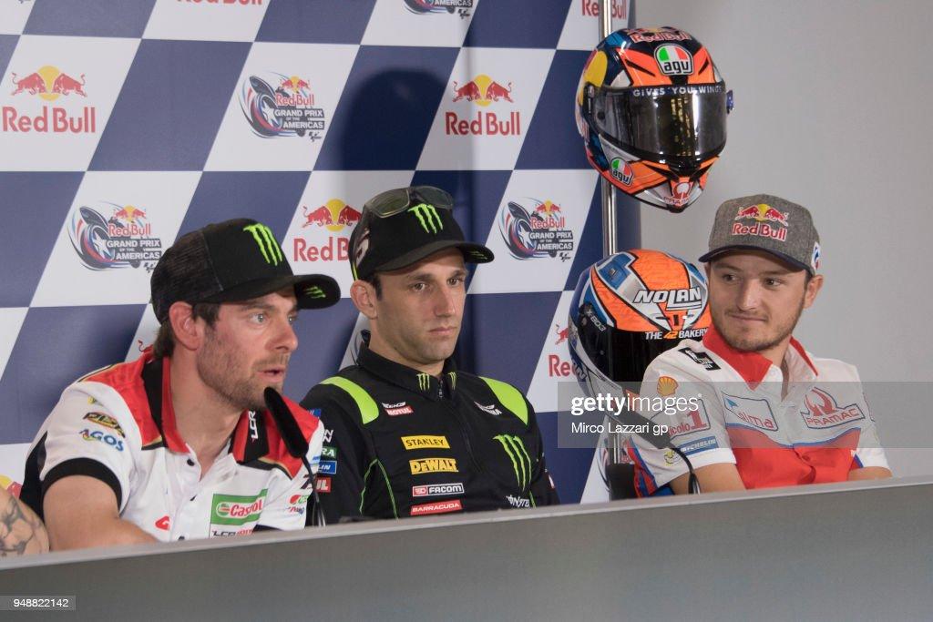 MotoGp Red Bull U.S. Grand Prix of The Americas - Previews : News Photo