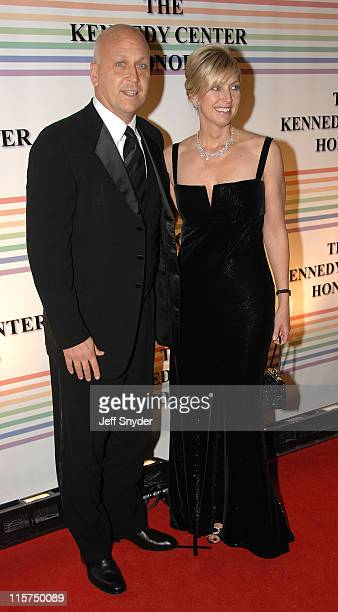 Cal Ripken and wife Kelly Ripken during 29th Annual Kennedy Center Honors at John F Kennedy Center for the Performing Arts in Washington DC United...