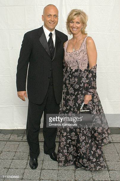 Cal Ripken Jr and guest during American Ballet Theatre Spring Gala at Metropolitan Opera House Lincoln Center in New York City New York United States