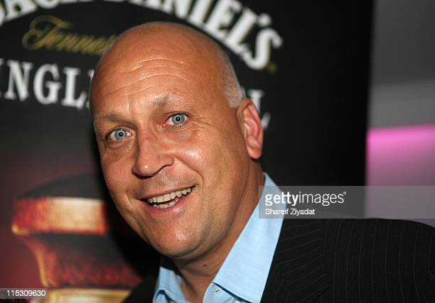 Cal Ripken Jr during Alex Rodriguez and Jay Z Celebrity Poker Tournament Inside at 40/40 Club in New York United States