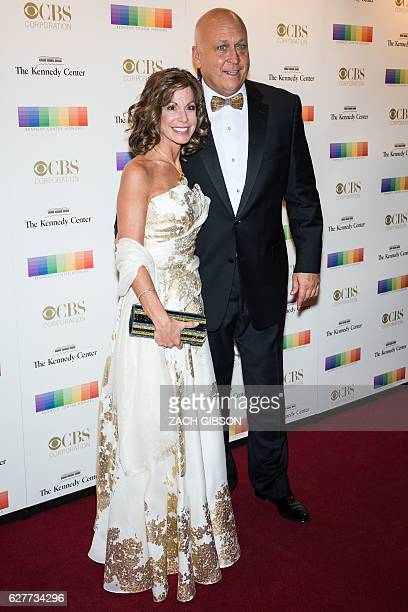 Cal Ripken Jr poses on the red carpet before the 39th Annual Kennedy Center Honors December 4 2019 in Washington DC / AFP / ZACH GIBSON