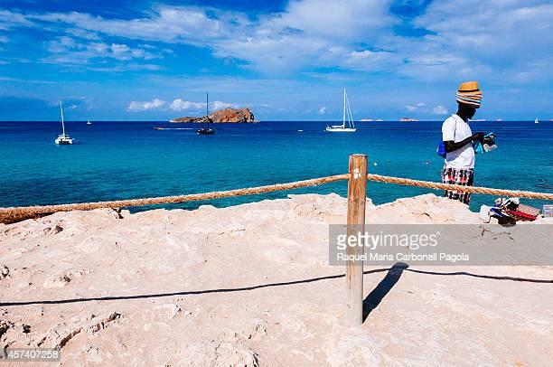 Cala Compte beach