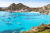 Cala Corsara Beach, Sardinia island, Italy