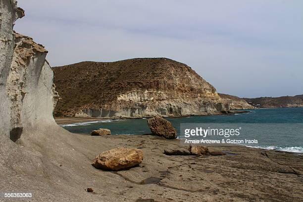 Cala de Enmedio in Cabo de Gata