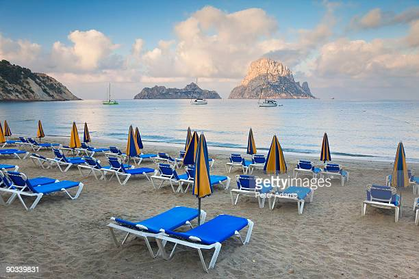 Cala d'Hort Beach, Ibiza