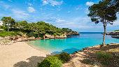 Cala Dor bay, Palma Mallorca