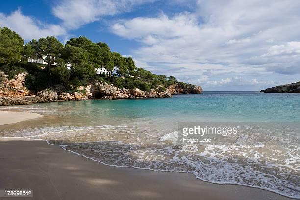 Cala Esmeralda beach