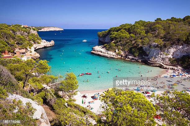 cala llombards - majorca stock pictures, royalty-free photos & images