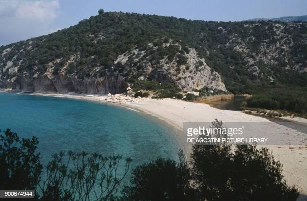 Cala Luna Gulf of Orosei and Gennargentu National Park Sardinia Italy