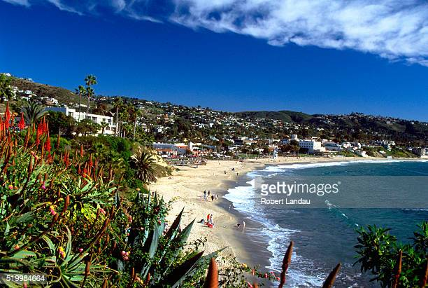 ca-laguna beach - laguna beach california stock pictures, royalty-free photos & images