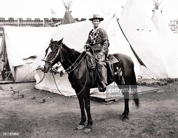 Calamity Jane born Martha Jane Canary photographed in 1901 She was an American frontierswoman and professional scout native American fighter...