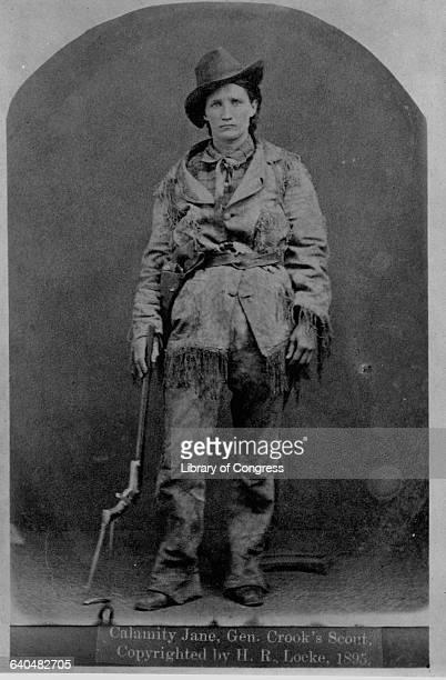 Calamity Jane General Crook's scout 1895