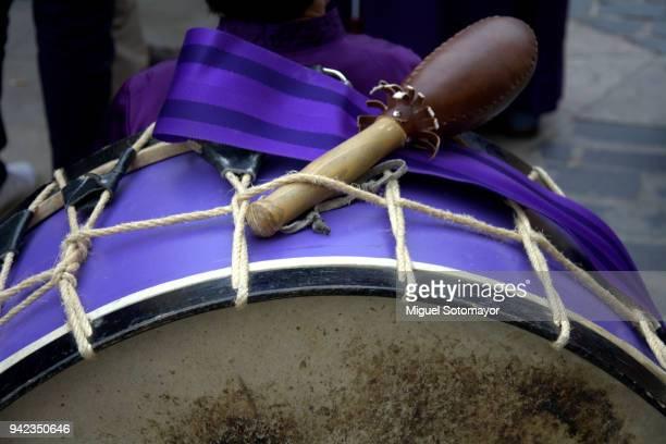 calanda drums - aragon fotografías e imágenes de stock