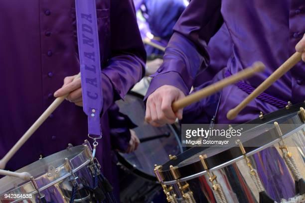 Calanda drums
