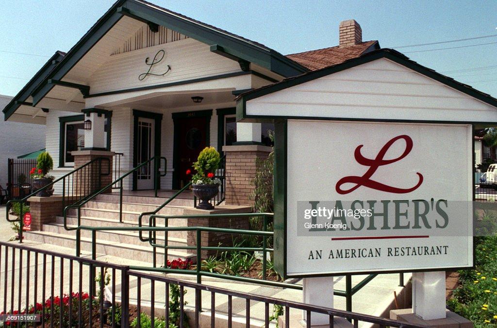 Lasher S Exterior 0509 Gk The LasherÕs Restaurant Long