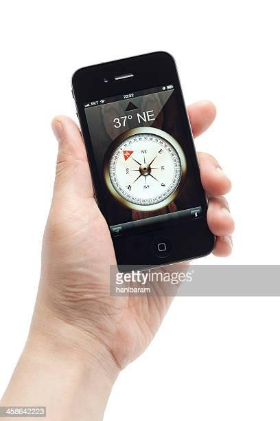 Calculator app on Apple iPhone