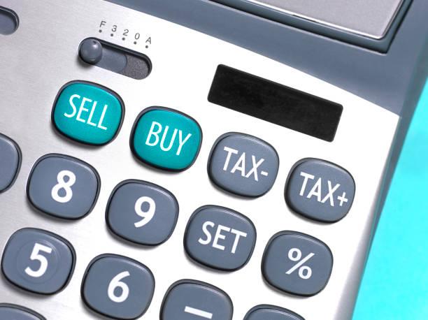 Calculator buy sell