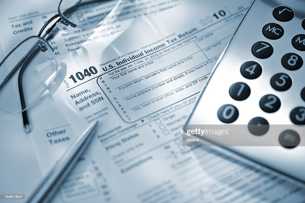 how to calculate tax return canada