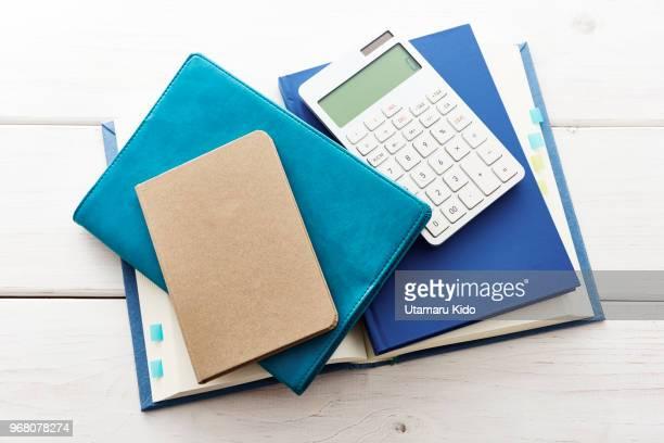 calculator. - sinal de percentagem imagens e fotografias de stock