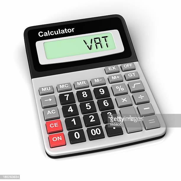Calculator VAT Return