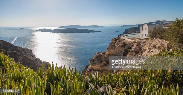 Caldera view from Megalochori
