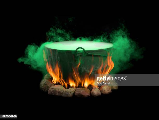 caldron - don farrall stock pictures, royalty-free photos & images