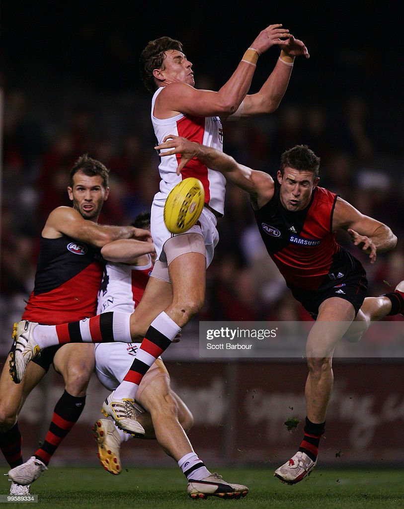 AFL Rd 8 - Saints v Bombers
