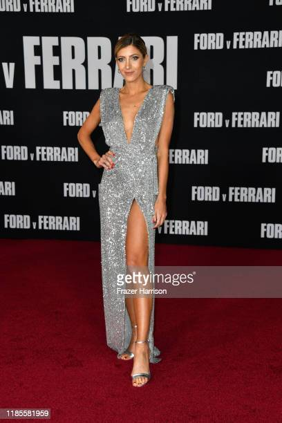 Cale Ruggieri attends the Premiere Of FOX's Ford V Ferrari at TCL Chinese Theatre on November 04 2019 in Hollywood California