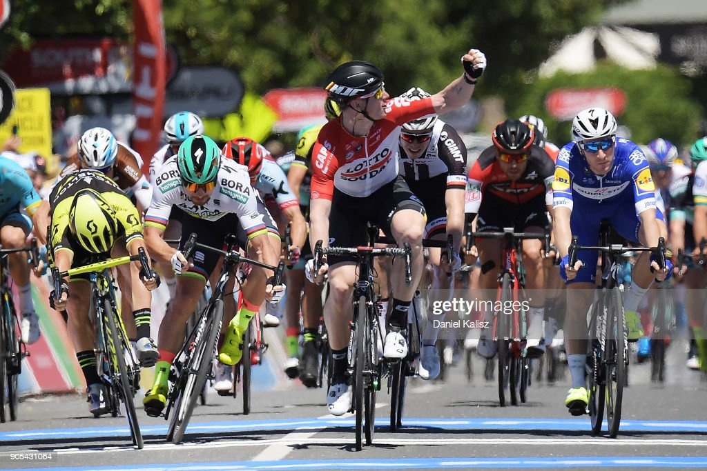 2018 Tour Down Under - Stage 1
