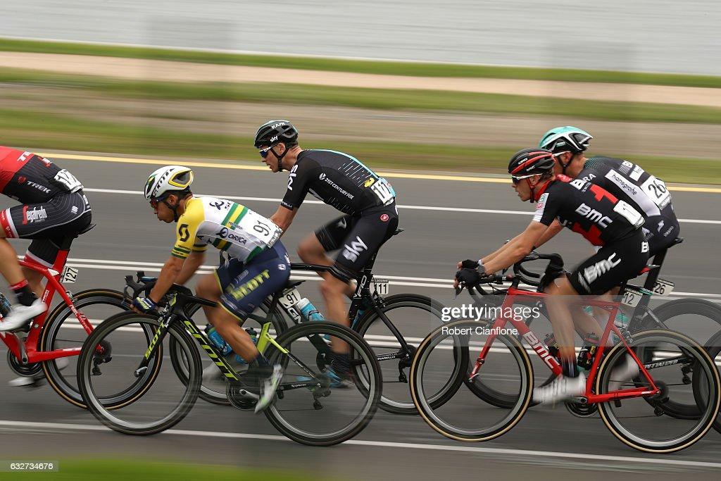 2017 Cadel Evans Great Ocean Road Race Race Melbourne Photos And