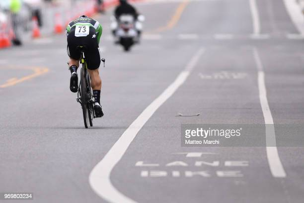 Caleb Ewan of Australia and Team MitcheltonScott rides during stage four of the 13th Amgen Tour of California 2018 San Jose / Morgan Hill a 347 km...