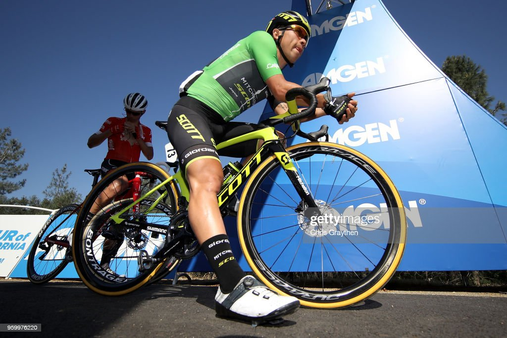 Cycling: 13th Amgen Tour of California 2018 /  Stage 6 : ニュース写真