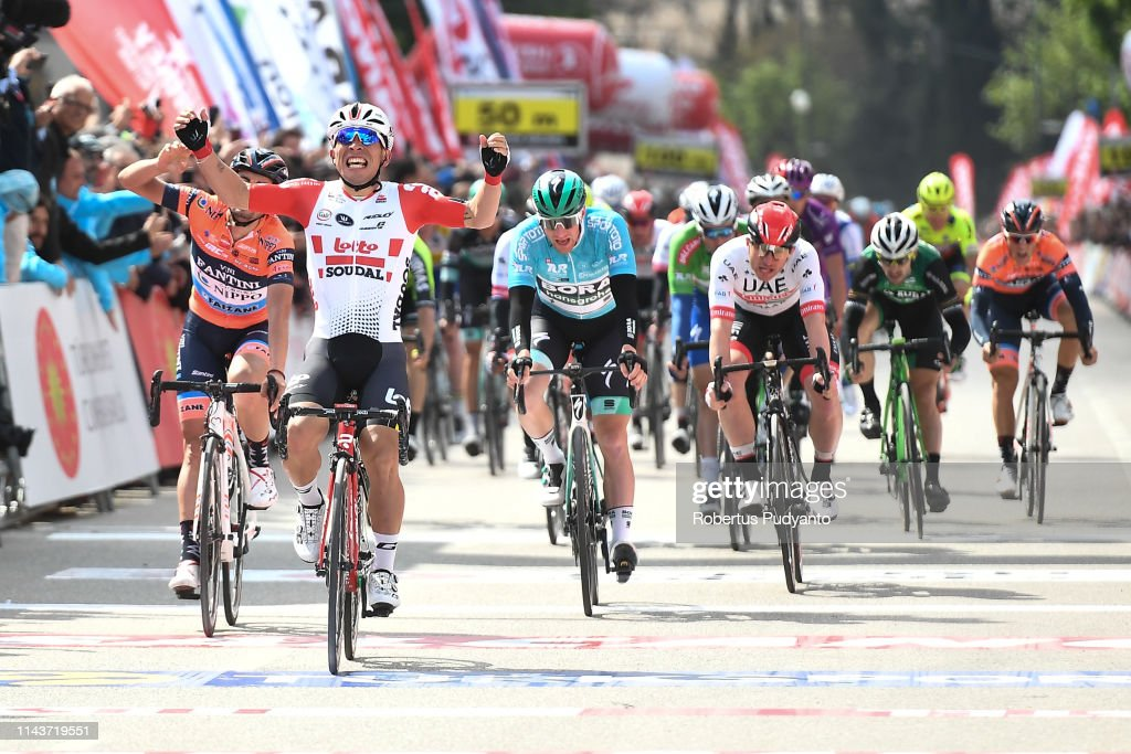 55th Presidential Cycling Tour Of Turkey - Stage Four : ニュース写真
