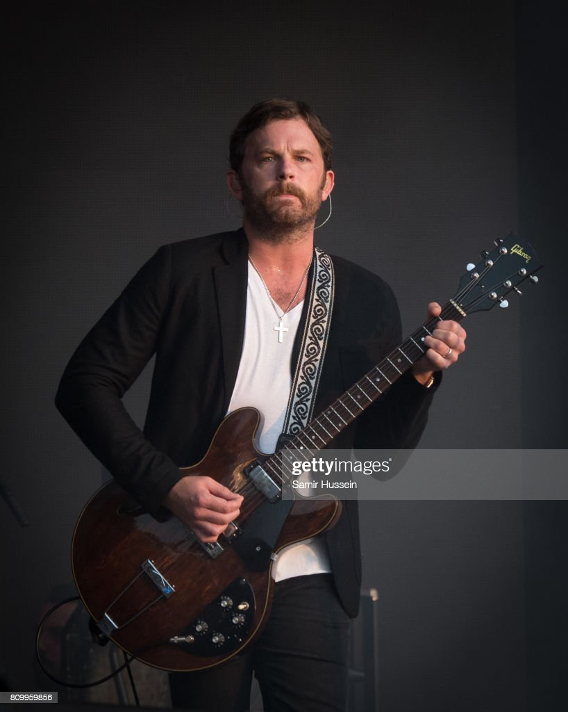 Barclaycard Presents British Summer Time Hyde Park: Kings Of Leon : News Photo