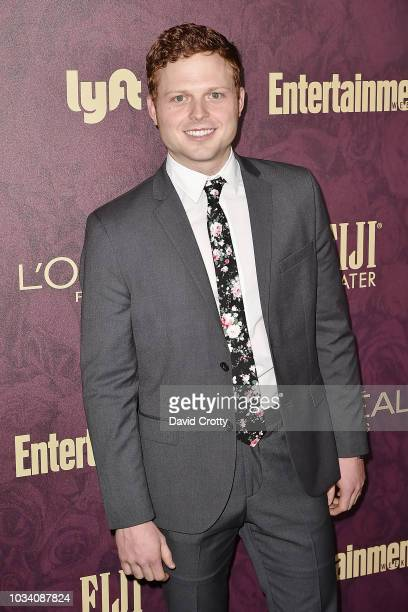 Caleb Foote attends the Entertainment Weekly PreEmmy Party 2018 at Sunset Tower Hotel on September 15 2018 in West Hollywood California