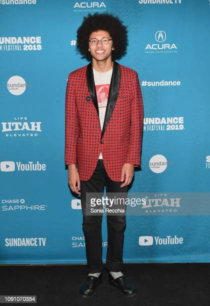 Caleb Jaffe attends the Indie Episodic Program 2 during the 2019 Sundance Film Festival at Prospector Square Theatre on January 29 2019 in Park City...