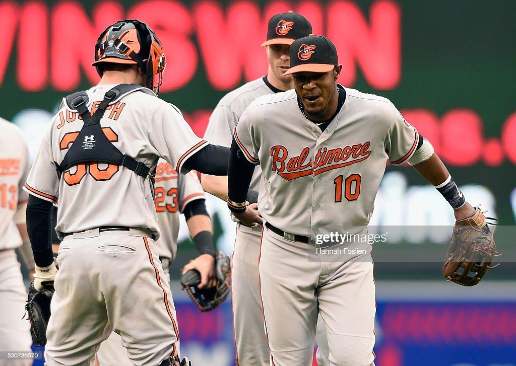 Baltimore Orioles v Minnesota Twins : News Photo