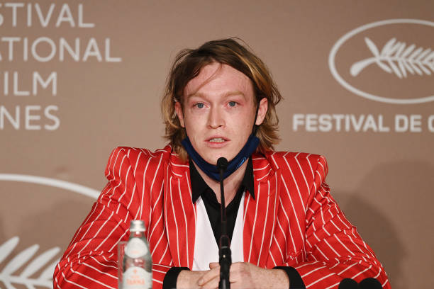 """FRA: """"Nitram"""" Press Conference - The 74th Annual Cannes Film Festival"""
