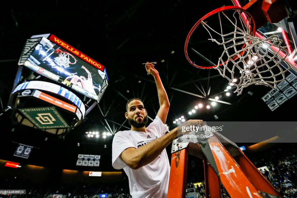 San Diego State v Nevada : News Photo