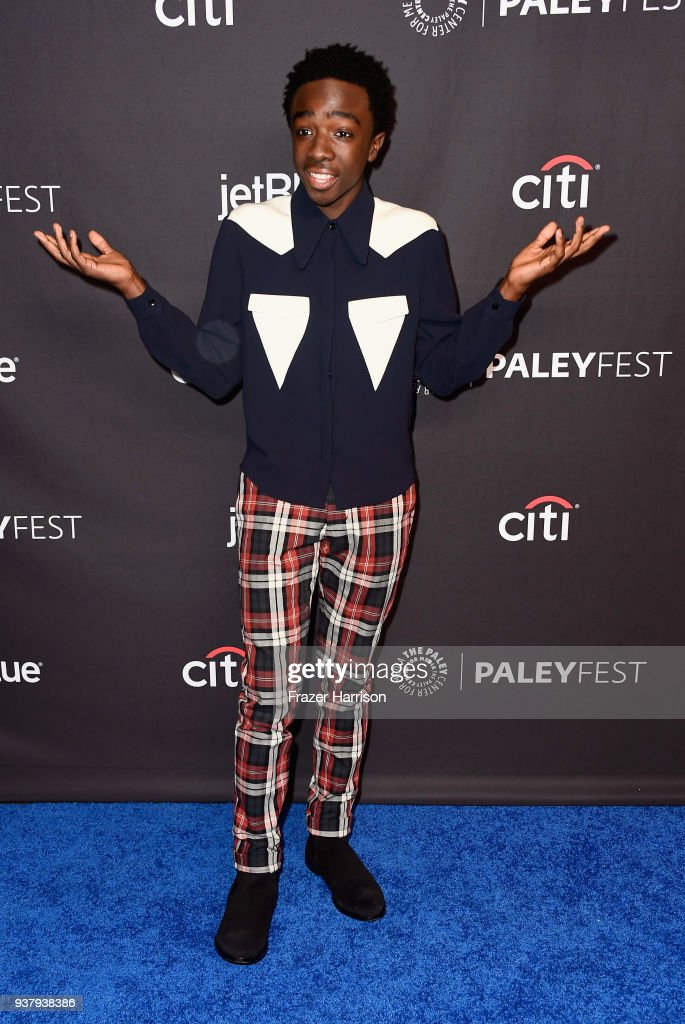 Caleb McLaughlin Caleb-mclaughlin-attends-the-paley-center-for-medias-35th-annual-los-picture-id937938386