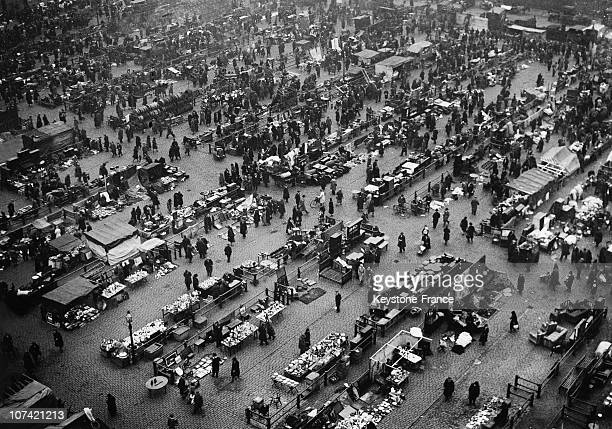 Caledonian Christmas Market On December 16Th 1932