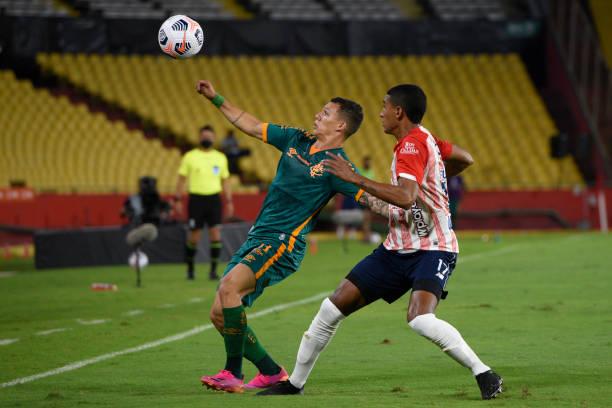 ECU: Junior v Fluminense - Copa CONMEBOL Libertadores 2021