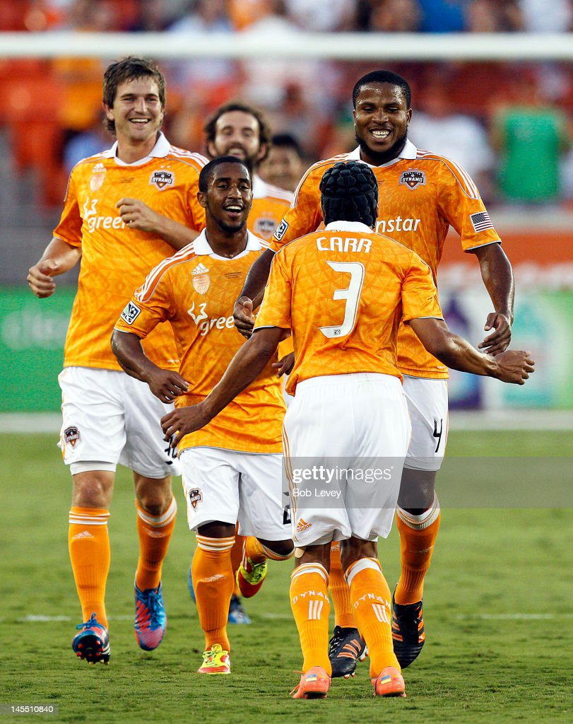 Valencia v Houston Dynamo