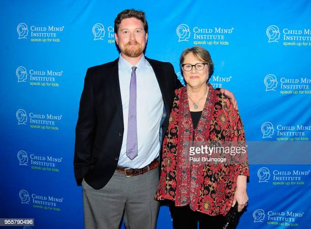 Calen Pick and Jessie Close attend the 2018 Change Maker Awards at Carnegie Hall on May 7 2018 in New York City