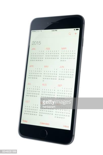 Aplicación Calendario. 2015