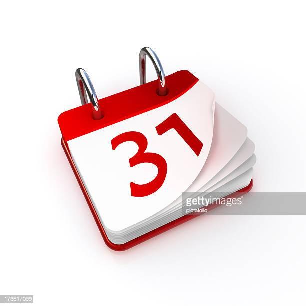 Calendar day 31