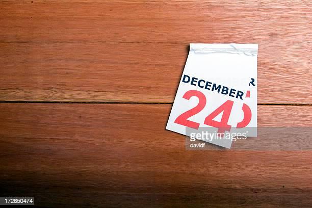 Calendar Dec24-25